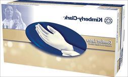 KimberlyClark Latex Gloves Powder-Free,  Medium 100/Box