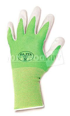 1 Pair Green Atlas Showa 370 Nitrile Gloves - Garden Auto Wo