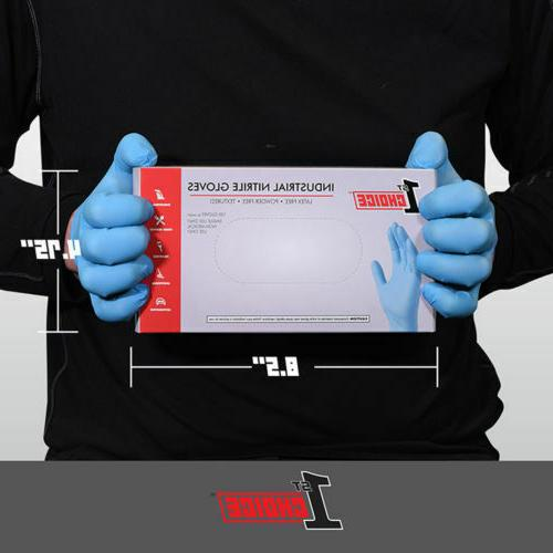 100 1st Choice Nitrile Free Mil Disposable Gloves