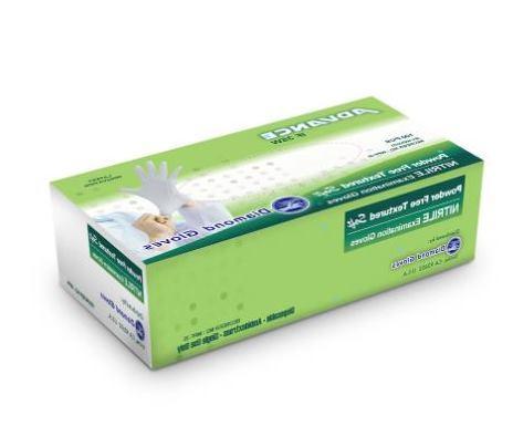 100/box Med/Large/XL Nitrile Examination Powder Free FDA