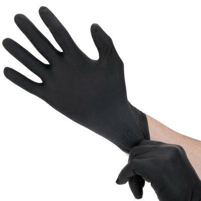 100 ct Nitrile 6 Gloves Medium