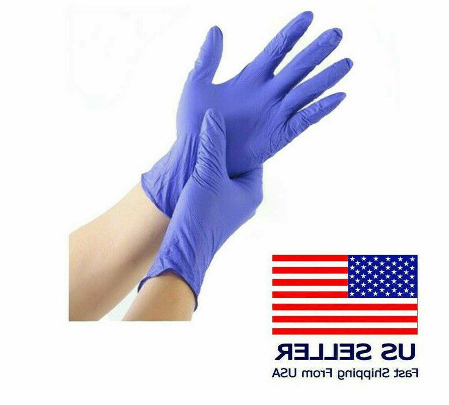 Nitrile Free Gloves XL 50/100/200/1000 PCS ✔