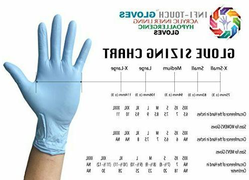 InfiTouch Multi Nitrile Gloves