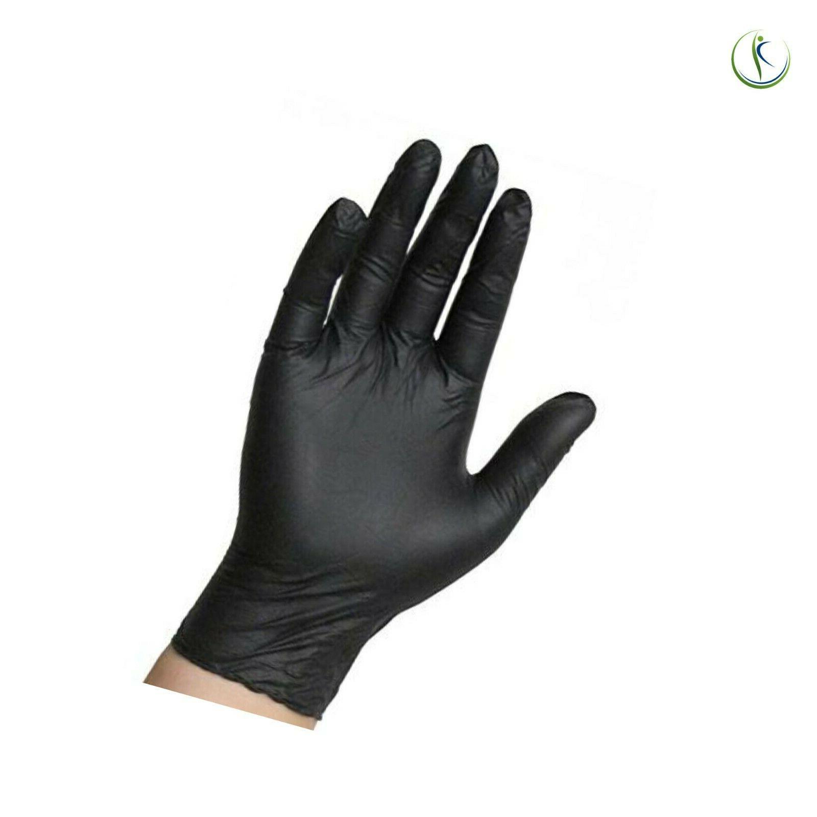 Nitrile Disposable Gloves Powder-Free 5 Mil