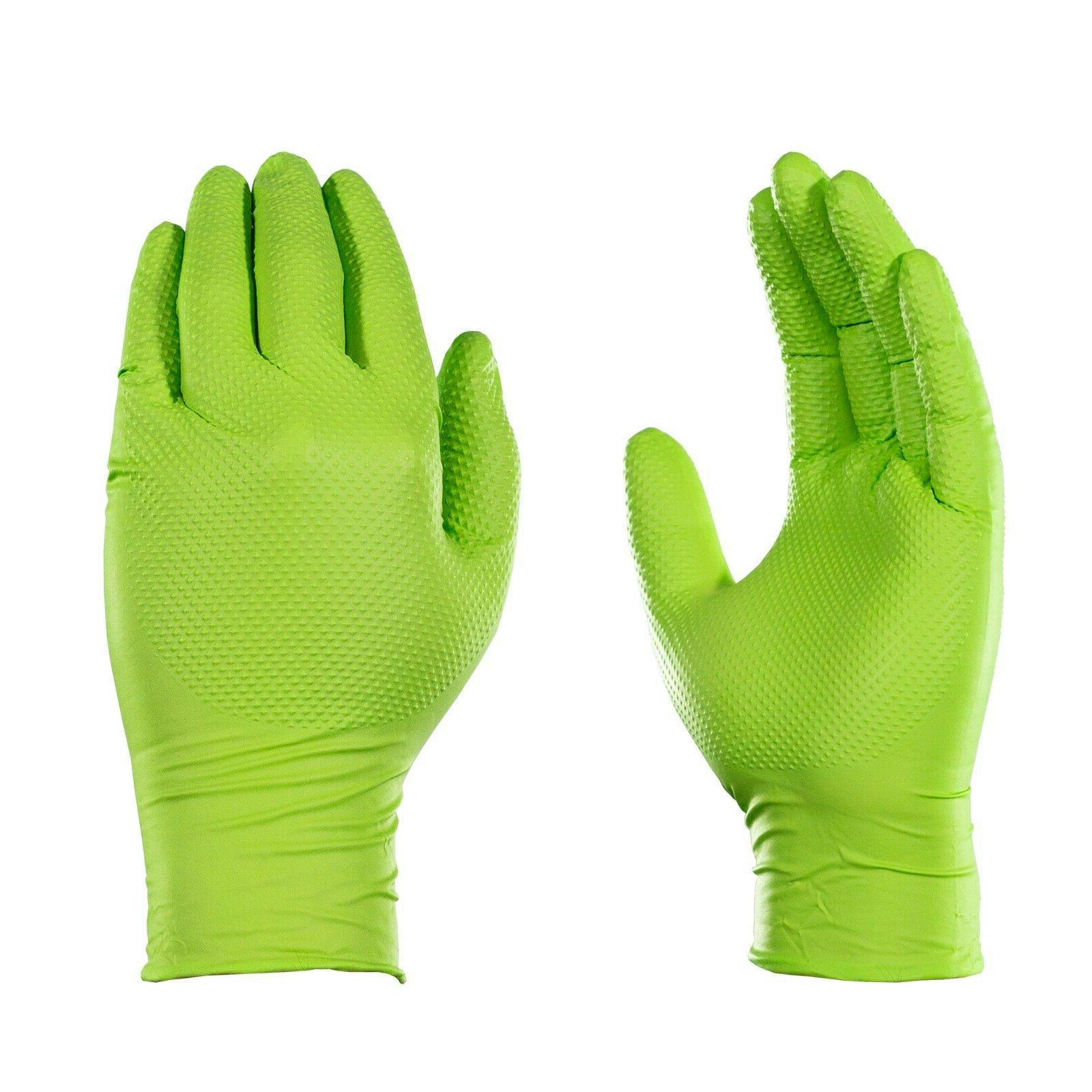 1000 Nitrile Industrial Free Gloves