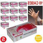 SunnyCare® 10000 Vinyl Disposable Gloves Powder Free  S