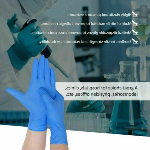 100-200PCS Cooking Gloves POWDER FREE Rubber