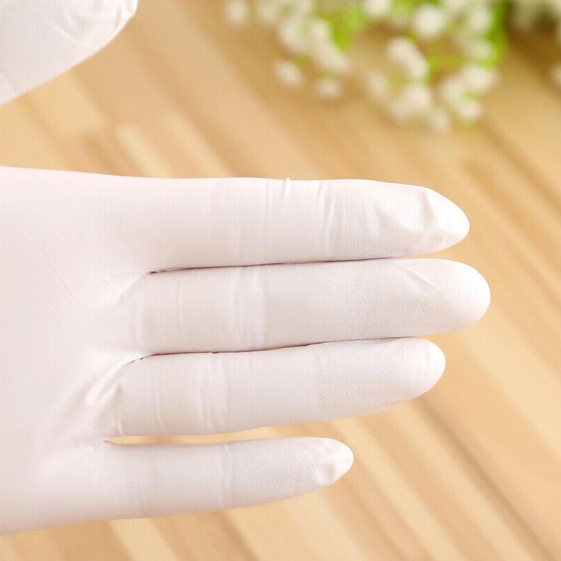 100PCS Gloves Powder Free Gloves Size