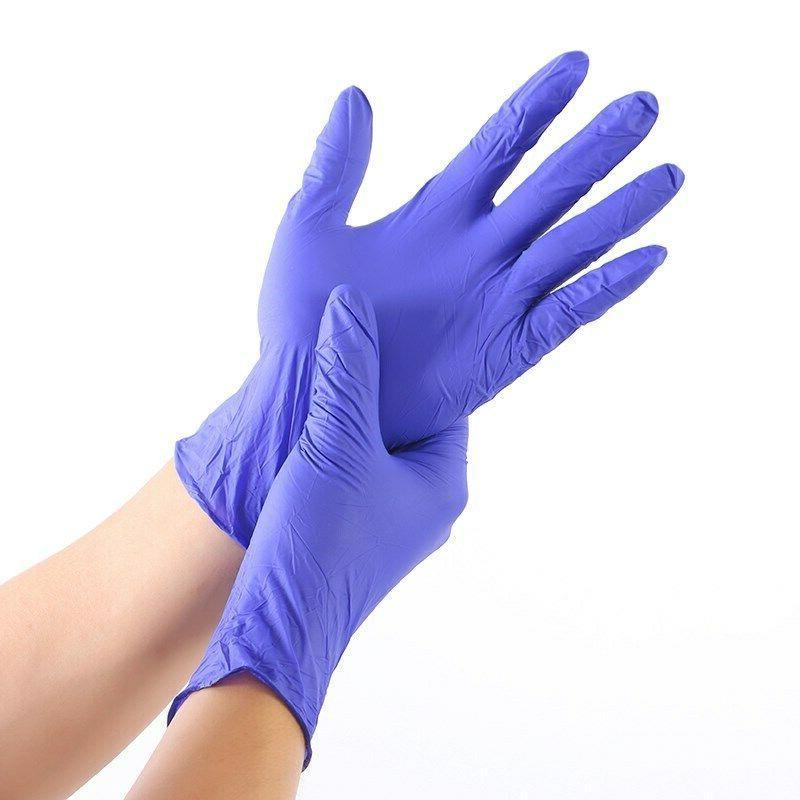 100PCS Powder Kitchen/Work Gloves