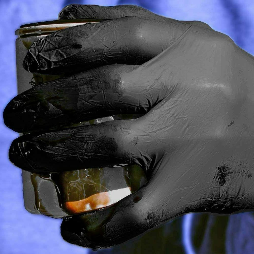 50 100 or 300 Black Latex L in