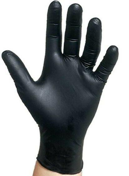 100 Glove SKINTX BLACK Size L