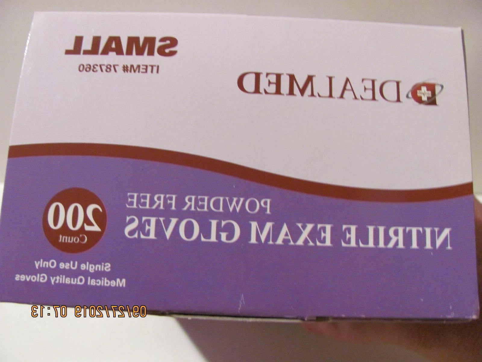 Exam Latex-Powder 200ct