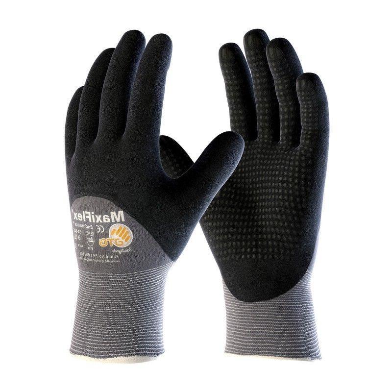 PIP 34-845 Palms Coat Micro-Foam Gloves Size: XXS-2X