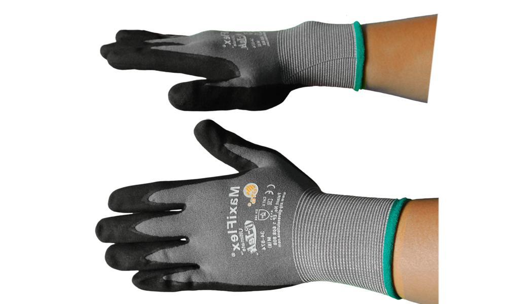 Ultimate Coated Gloves -