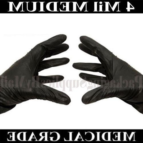 4 Mil Medical Gloves for M, 2XL