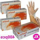 SunnyCare 400 Vinyl Disposable Gloves Powdered  XL
