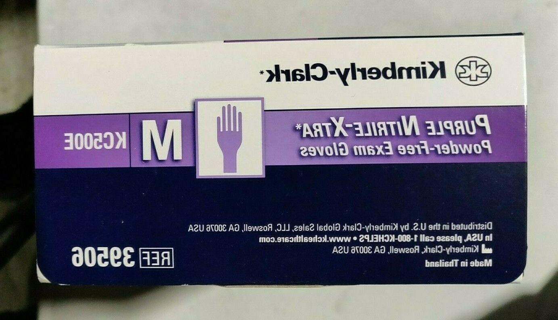 50 kc500e purple nitrile xtra