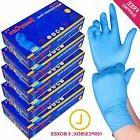 500 5boxes blue nitrile medical