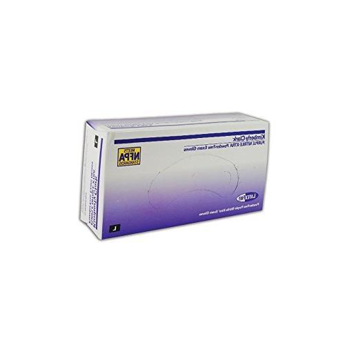 Halyard Health KC500 Exam Gloves, Disposable, Purple