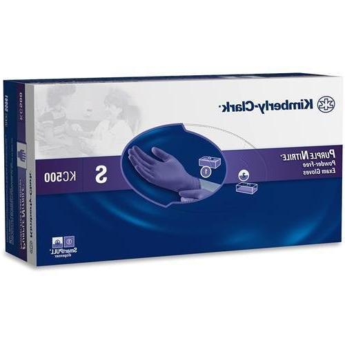55081 kc500 purple nitrile exam