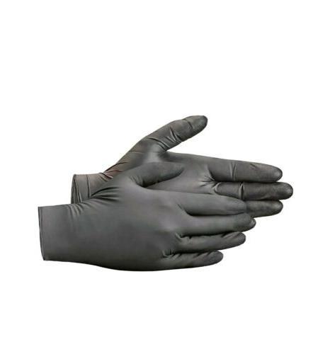 6 mil nitrile exam gloves 100 pcs