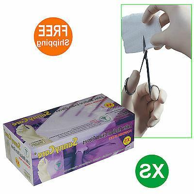 6600 disposable powder medical exam