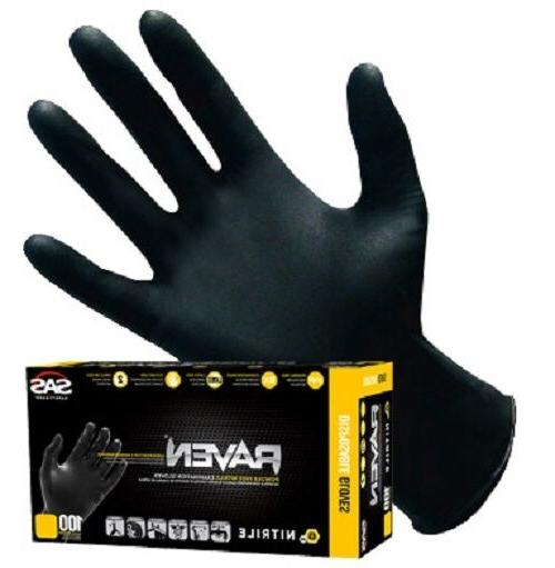 SAS 66518 6mil Gloves-Large-10