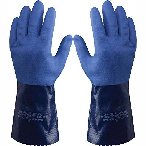 Atlas Chemical Resistant Gloves,