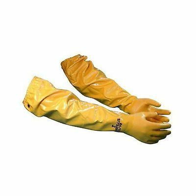 772 nitrile chemical resistant gloves