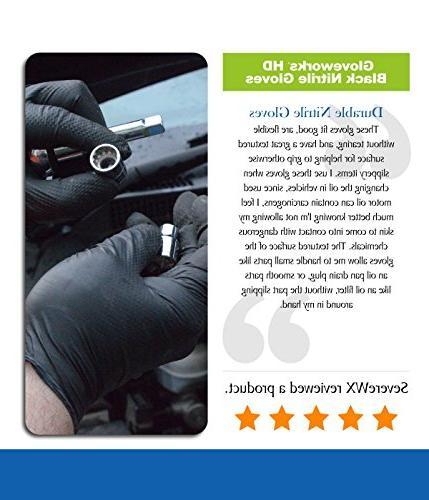 AMMEX GWBN44100-BX Nitrile - Powder Free, Latex 6