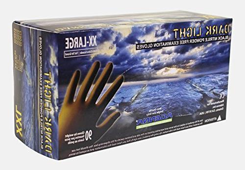 Adenna DLG679 9 Nitrile Free Gloves Box of 90