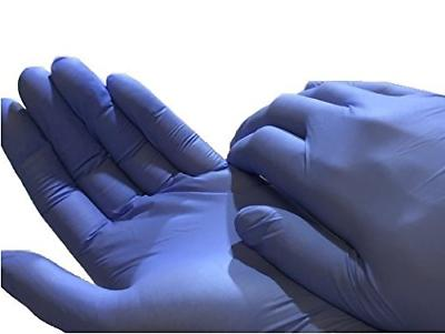 Nitrile Exam Gloves, Powder Free,