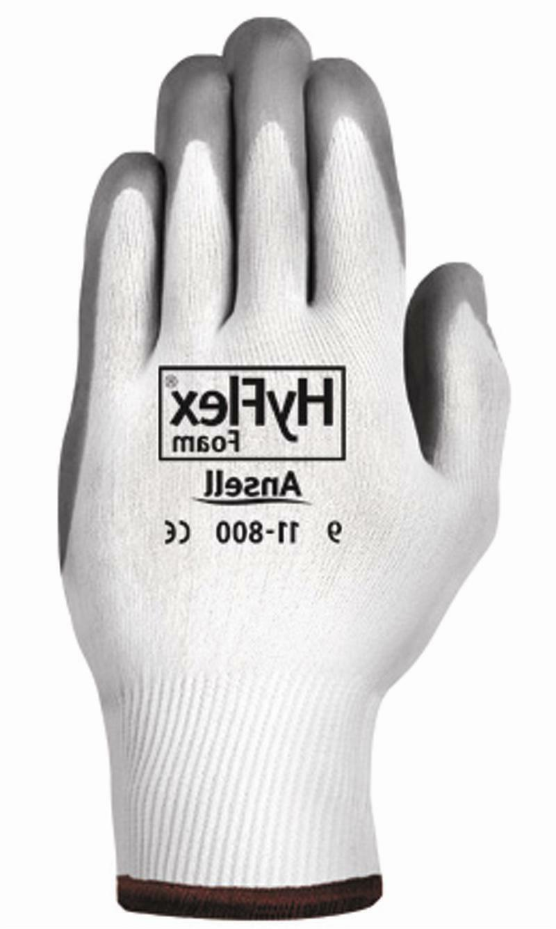 Ansell Coated Palm Gloves 800 9, Pair