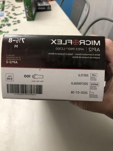 MICROFLEX PRO Nitrile Latex