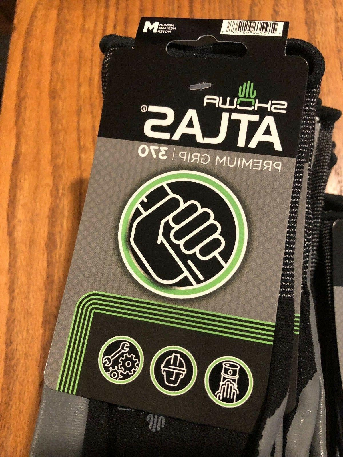 ATLAS MEDIUM GLOVES NEW WITH TAG