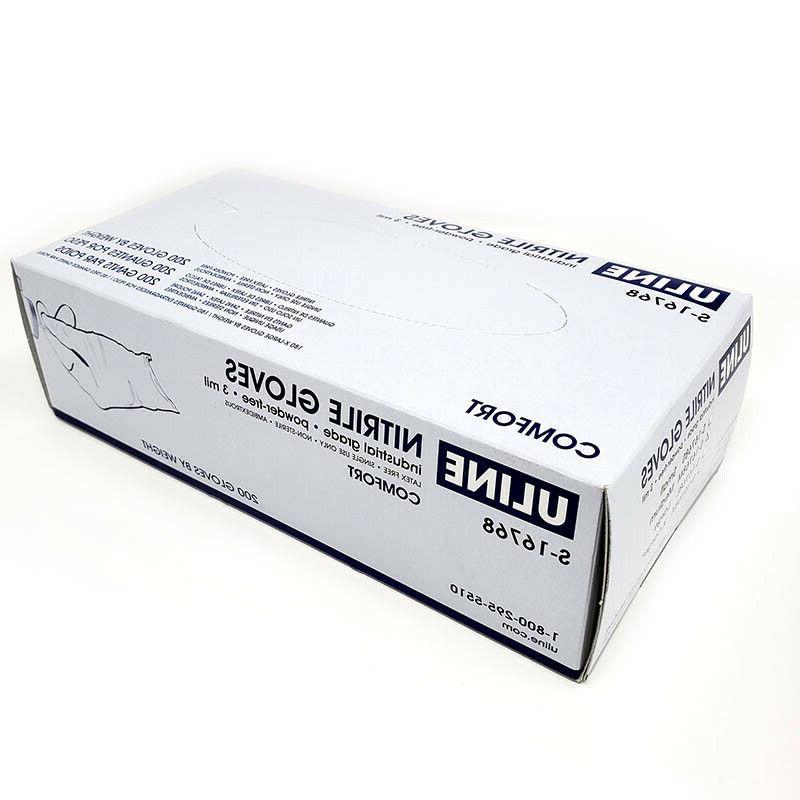 Nitrile Powder Free S, M, XL 50 100 PCS CASES