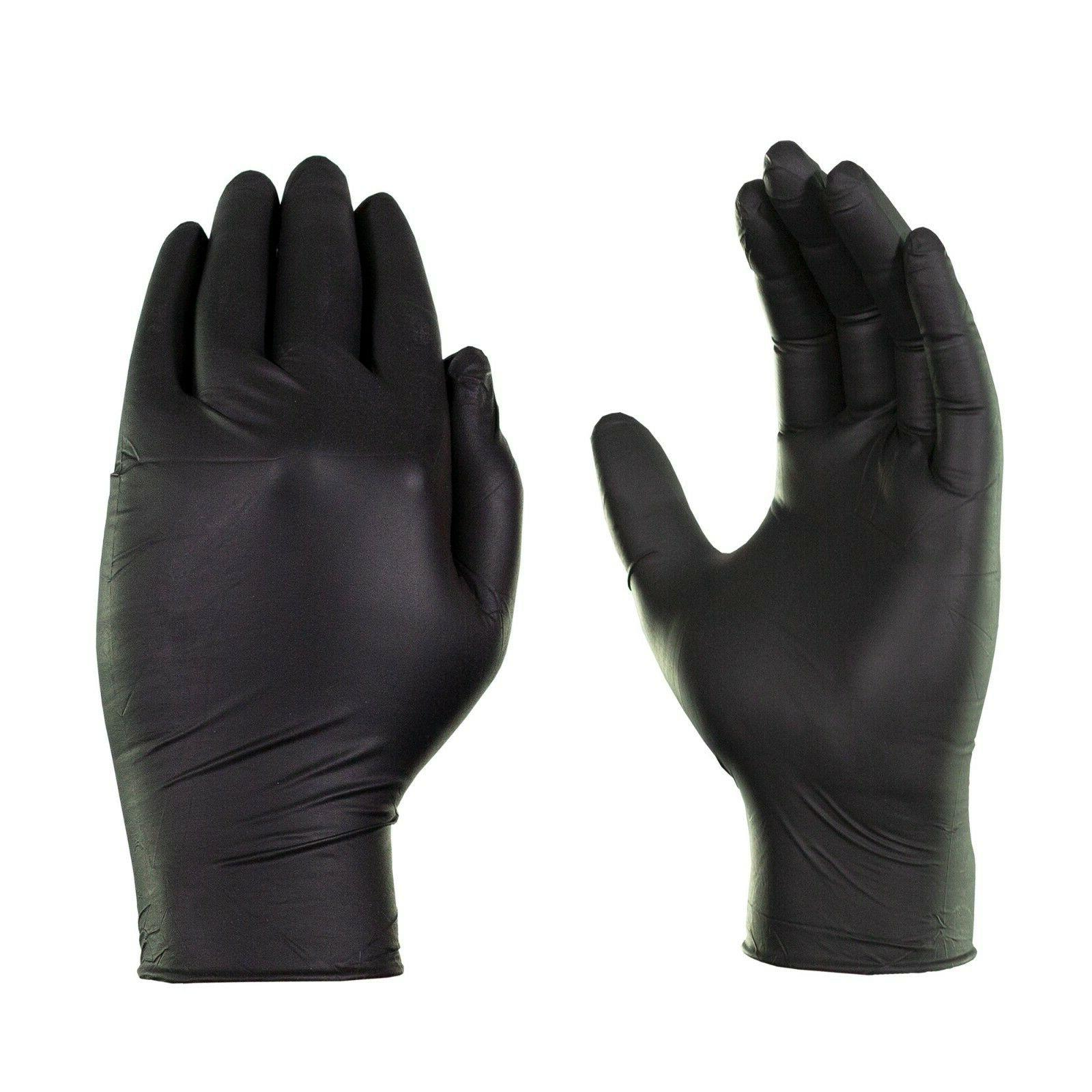 1000/Case Disposable Powder-Free Nitrile Medical Gloves