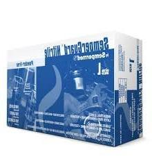 Blue Nitrile Powder Free Textured Gloves- Provides Superior