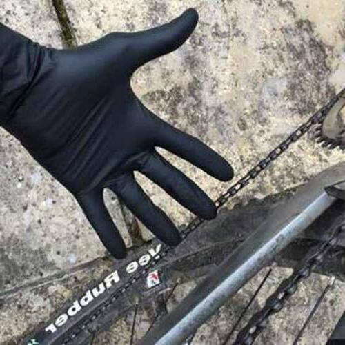 Box Nitrile Gloves Resistant Free Size XL
