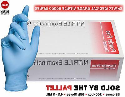 bx nitrile medical grade examination