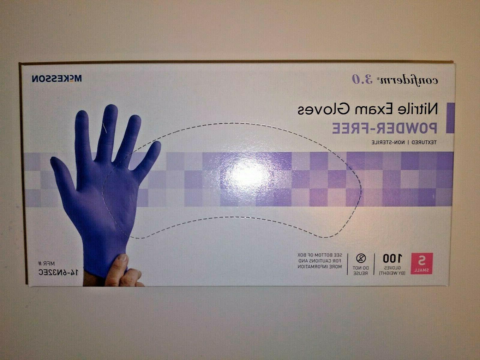 confiderm 3 0 small nitrile exam gloves