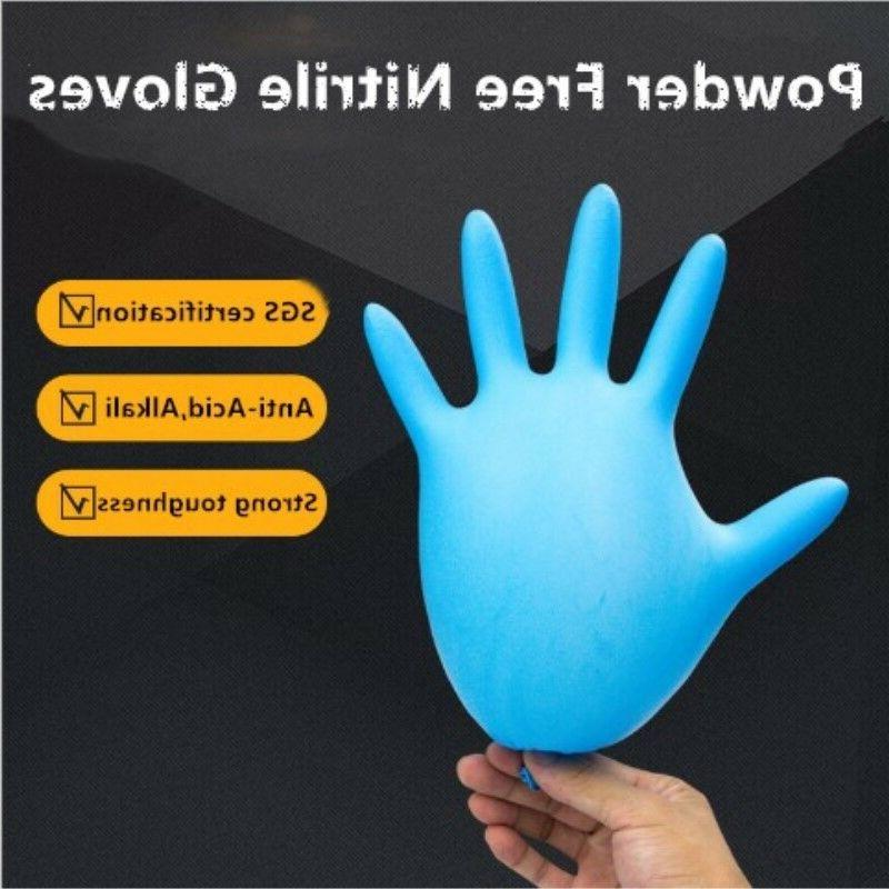 Disposable Nitrile Medical Free Industrial Use