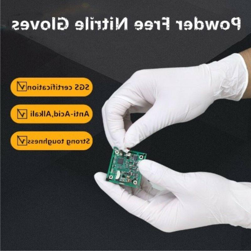 Disposable Medical Gloves Industrial Use