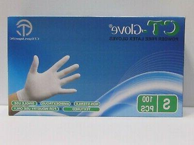 disposable powder free nitrile gloves 3 box