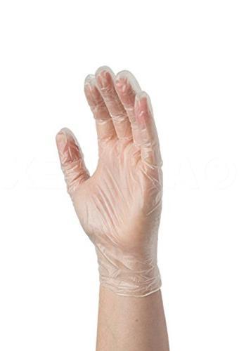 exam grade vinyl glove