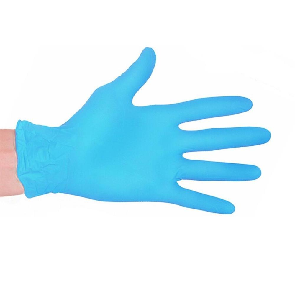 <font><b>Ammex</b></font> Rubber <font><b>Gloves</b></font> <font><b>Nitrile</b></font> Industrial And Durable Beauty Housework