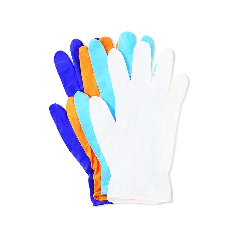 <font><b>AMMEX</b></font> Kids <font><b>Gloves</b></font> Protective <font><b>Nitrile</b></font> Non-Slip Painting