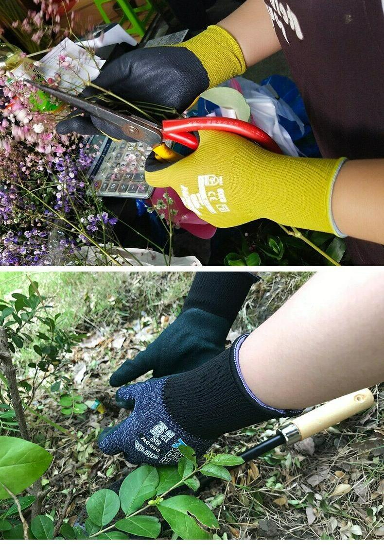 Household Gloves for Pruning Mittens