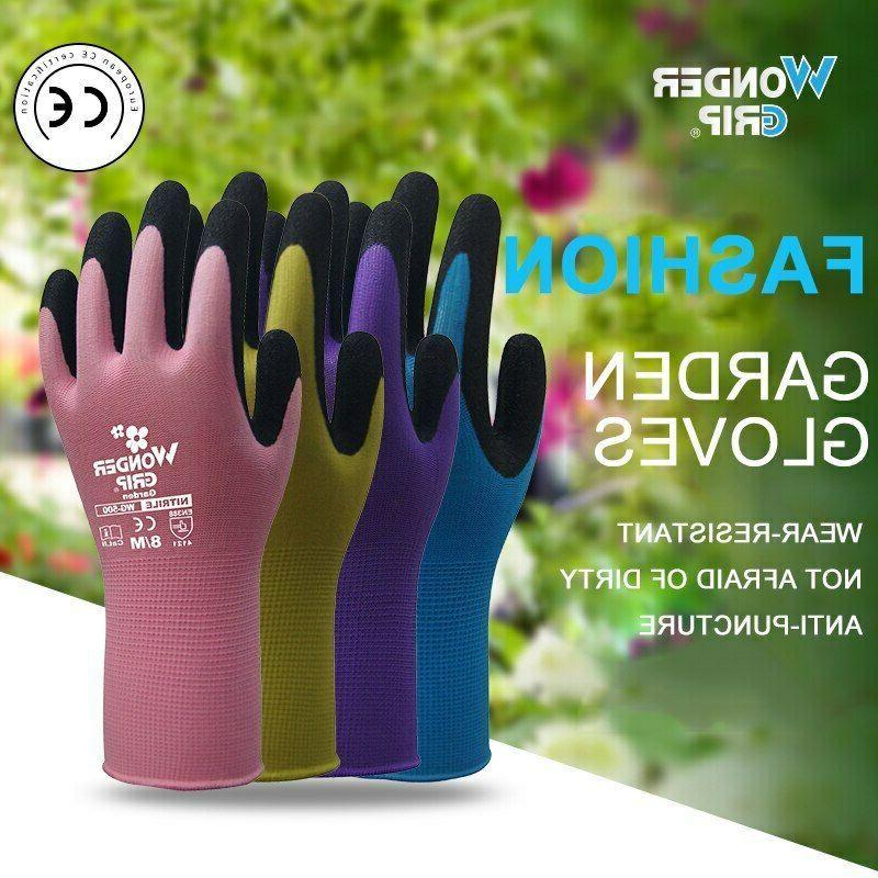 garden nitrile gloves universal household cleaning gloves