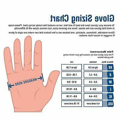 Gloves- Large- 100ct/box- GWGN46100